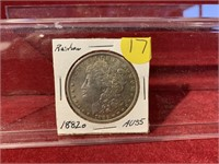 HIMES ONLINE ESTATE COIN AUCTION $20 GOLD