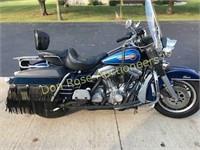 1988 Harley- Davidson Motorcycle