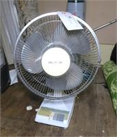 """12"""" Advantage 3 speed osculating fan"""