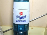 Hoover Floor mate- hardwood floor cleaner,