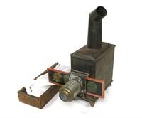 E.P. Magic Lantern Projector -
