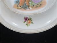 "Royal Baby-Plate, 8 3/4"""