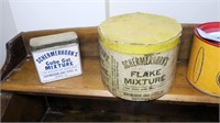 Collection of Vintage Tobacco & Laundry,