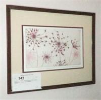"11.5"" x 14"" Framed Print, By Rose K. McCaughey"