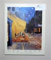 """20"""" x 15.5"""" Van Gogh """"The Cafe Terrace"""""""