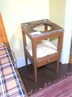 1-drawer Wash stand