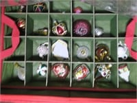 Collection on Vintage Christmas Ornaments,