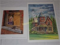 Artists Proof & Limited Edition Prints