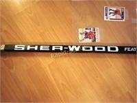 Chris Chelios Autographed Hockey Stick