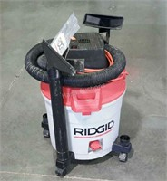 Rigid shop vac.