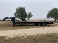 Tractors, trailers, implements, welder & more