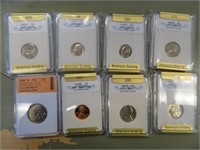 Mixed Online Auction