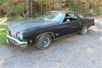 1974 Oldsmobile Cutless