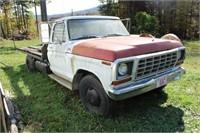 1979 Ford Farm Truck