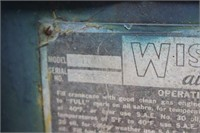 Hobart Gas Powered welder on trailer w/ Leads