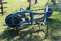 Ford 3 point Pickup Hay Rake 12ft