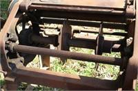 27 inch Log Edger