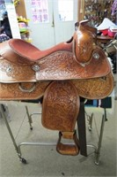 "16"" TOOLED SADDLE"