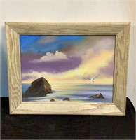 Sandy Painting