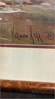 Vernon Kerr Print