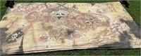 Treasure Map Back Drop 12' x 25'