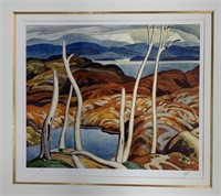 "A.J.Casson Ltd Edition ""North Shore"""