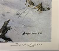 Seerey Lester 1983 Ltd Edition Print