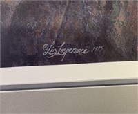 Liz Lesparance 1995 LTD Edition Print