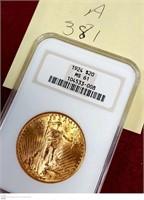 Mega GOLD, SILVER Extravaganza Auction