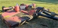 Minneapolis-Moline Tractor Collection & Equipment