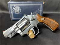 New Smith & Wesson Model 66-2 .357 Mag 2.5in