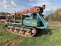 Log Forwarder Online Auction