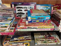 Online-Only HO Train Sets / Diecast Cars - 11/2/2020