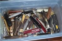 More Pocket Knives, Remington,