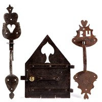 Leonard Collection of early iron