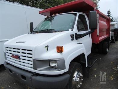 GMC TOPKICK Camion Benne En Vente - 18 Annonces | MarketBook.qc.ca - Page 1  sur 1