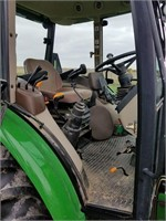 2007 John Deere 5525 Tractor