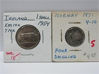 Special Coin Auction