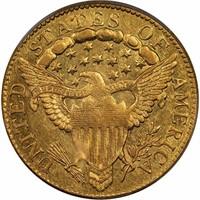 $2.50 1802/1 PCGS AU58 CAC