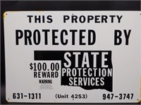 Oklahoma State Protection Services Double Sided