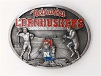 "Nebraska Cornhuskers 1994 Season Belt Buckle 3"" -"