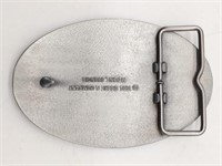 "John Deere Titan II Belt Buckle 1984 - 3.75"""