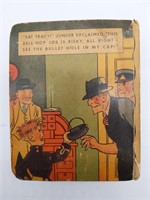 Antique Dick Tracy Little Big Book the Hotel
