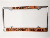 Metal License Plate Frames MLB Baltimore Orioles
