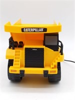 """Remote Control CAT Dump Truck 9"""" (does not come"""