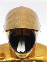 "Metal Knight Cigarette Box 7"" x 6.5"""