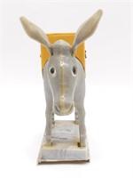 "Plastic Donkey Cigarette Dispenser 8"" x 6.5"""