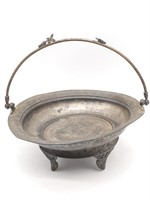 Kettle and Metal Basket
