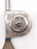 Antique Starrett RPM Gauge