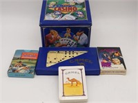 Camel Playing Cards, Dominos, and Camel Casino in